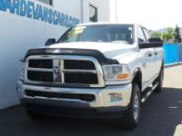 Options:  2012 Ram 3500 Slt|Aluminum/Alloy Wheels|Fixed