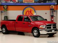 This Carfax 1-Owner 2012 Ram 3500 ST is in great