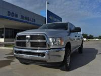 Recent Arrival! Bright Silver Metallic 2012 Ram 3500 ST