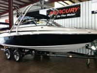 Description BRAND NEW SPACIOUS BOAT! THIS RUNABOUT SKI