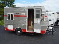 Nice cute, little 2012 Retro Travel Trailer, Model