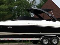 - Stock #74894 - 2012 Rinker 276 Captiva Cuddy Cruiser