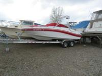 Still like New- the 216 Bow Rider Captiva has a