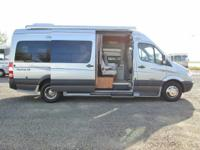 2012 Roadtrek RS-Adventurous Mercedes diesel, 10,632