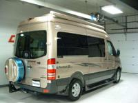 Description Make: Roadtrek Mileage: 1,399 miles Year: