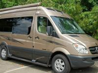 NEW 2012 ROADTREK SS-AGILE 3.0 LITER V-6 MERCEDES