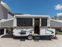 2012 Rockwood Premier 2516-G Pop Up Camper asking