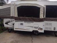 2012 Rockwood Premier Pop Up Camper by Forest River.