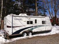 2012 Rockwood Roo Hybrid Considered to be fully self