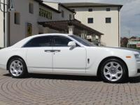 Discerning drivers will appreciate the 2012 Rolls-Royce