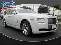2012 ROLLS ROYCE Ghost SEDAN 4 DOOR Our Location is: