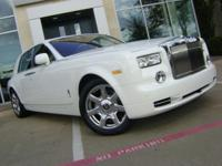 This is a Rolls-Royce Phantom for sale by Park Place