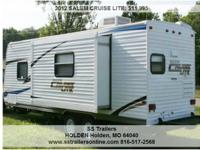 2012 SALEM CRUISE LITE 26 RSK XL, Call for