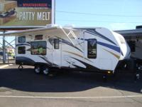 2012 Sand Sport 24FB-SL Toy Hauler by Pacific Coach
