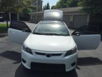 I am selling my 2012 Scion TC with Manual transmission