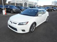 SPORTY!!!! Here is a 2012 Scion TC coupe with 48,783