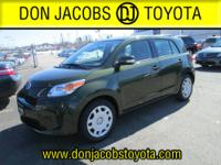 Toyota Certified, 1.8L I4 SMPI DOHC, ABS brakes,