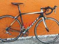 Selling a 2012 Scott CR1 Comp Carbon in great