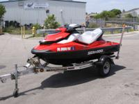 2012 Sea-Doo GTI SE 130 SUPER CLEAN!! COMES WITH AN