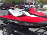 ,,,Super NICE 2012 Sea Doo SE130 only 6 hours. Forced