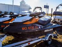 Watercraft 3 Person 7971 PSN. 2012 Sea-Doo GTR 215 2012