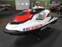 CLEAN 2012 SEA-DOO GTS 130 WITH ONLY 106 HOURS!