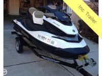 This Sea Doo model GTX-S 155 has lots of room for 2-3