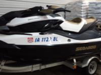 For Sale in excellent shape is a 2012 GTX S Sea Doo PWC