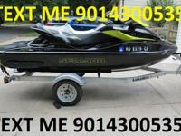 This Jetski is very fast, very fun and in great shape.