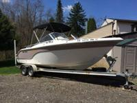 2012 Sea Fox 216DC Please call owner John at . Boat is