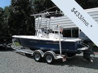 You can have this vessel for just $433 per month. Fill