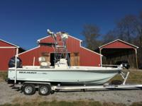 2012 Sea Hunt BX 22 Pro, SEA HUNT BX 22 Pro. Very