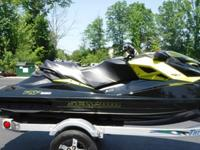 2012 Seadoo RXP-X 260 Supercharge 260 hp In excellent