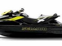 DESIGNED TO GIVE RIDERS EVERY ADVANTAGE ON THE WATER.