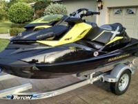 2012 Seadoo Rxp-X Only 25 Hours Supercharged 260 HP IBR