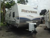 Pre-Owned 2012 Shasta RVs Revere 32BHDS Travel Trailer