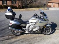 2012 BMW K1600GTL Premium with accessories. 6000 Miles