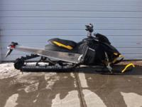 "2012 Ski Doo Summit SP 800 E-tec 163"" with an"