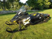 "2012 Ski Doo Summit X 800r E-Tec 163"" Sled With 182"