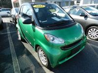 This 2012 Smart fortwo Passion is provided to you for