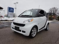 Options:  2012 Smart Fortwo Passion Cabriolet|Passion