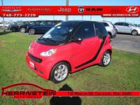 ***REDUCED***, Clean AutoCheck, Fortwo Pure, 2D Coupe,