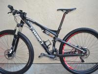 2012 Specialized S-Works Epic 29er Carbon (Medium)
