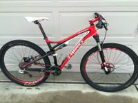2012 Specialized S-WORKS EPIC CARBON 29 SRAMCall (678)