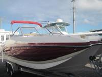 Descripción 2012 Starcraft 240SCX Sport Boat with