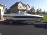 The 2012 Stingray 195 LX is perfect for a day of