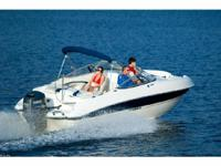 Description The All New 214 LR Outboard Stingray 214LR