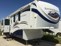 2012 K-Z Stoneridge 36RK, An amazing, upscale, single