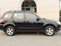 New Price! 2012 Subaru Forester 2.5X 2 All Wheel Drive