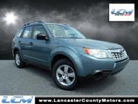 Forester 2.5X, *Local Trade, Not a Prior Rental